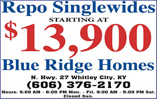 Blue Ridge Homes
