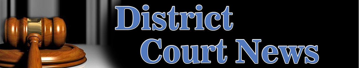 McCreary County District Court News