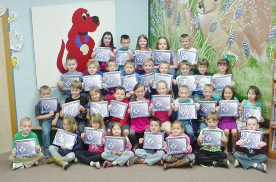 1st grade chapter book challenge 2015