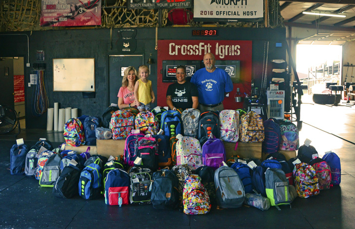 CrossFit Ignis_2016 Backpack