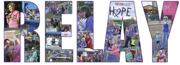 Relay for Life Event Changes Location and Time