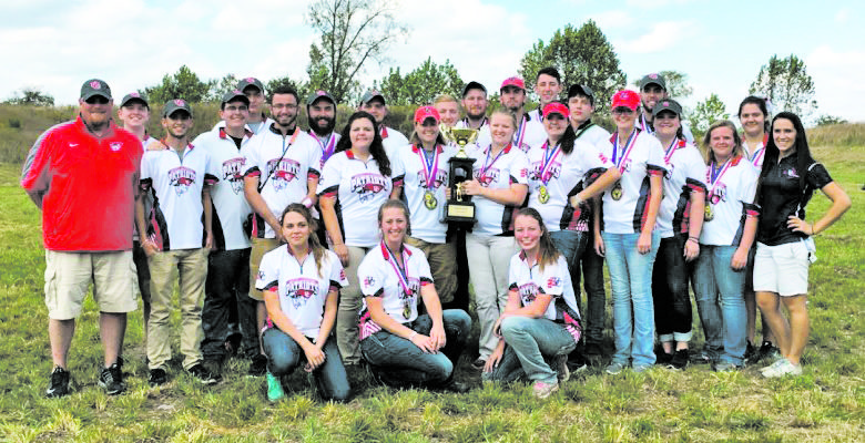 UC Archery Wins Back-To-Back USIAC 3D National Titles
