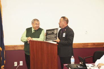 Hubbs to be honored with auditorium naming