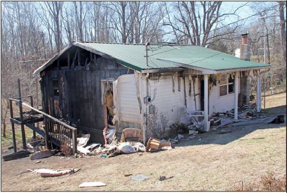 Fire claims Stearns Man