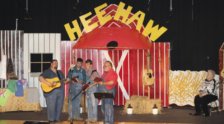 Relay for Life – Hee Haw Show