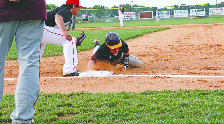 Cards stop Raiders in tournament