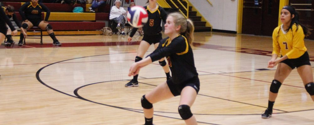 Lady Raider Volleyball blanks Bell County, 2-0