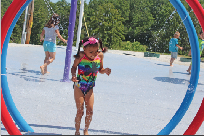 Revamping Splash Pad to cut cost