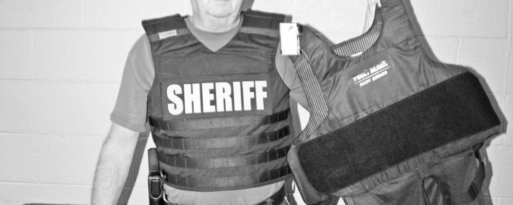 McCreary County Sheriffs Dept. receives new custom-fitted armored vests