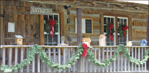 Christmas at the Cabin