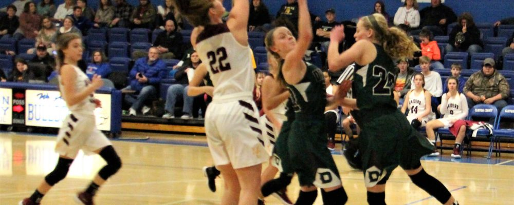 Lady Raiders beat Barbourville in Holiday Classic